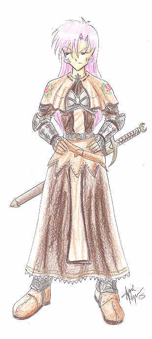 utena Rag swordy by utenafangirl