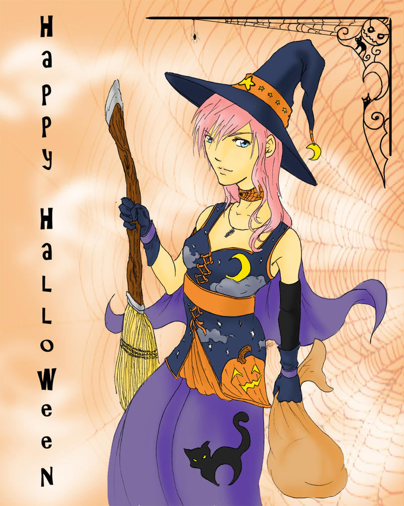 Happy Halloween! by utenafangirl