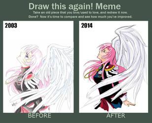 Draw This Again! by utenafangirl