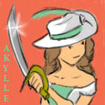 Akylle by utenafangirl