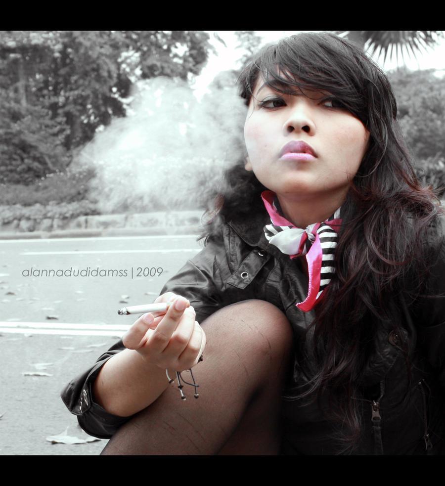 I like smoking by alannadudidamss