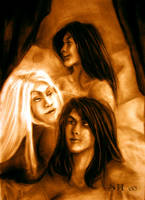 The Black Sisters by gangstersteph