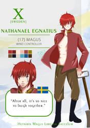 HMLS: Nathanael Egnatius by amyhongo