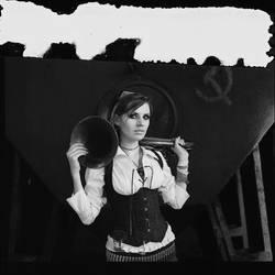 Steampunk girl II