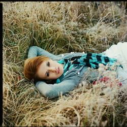 Hide in grass V