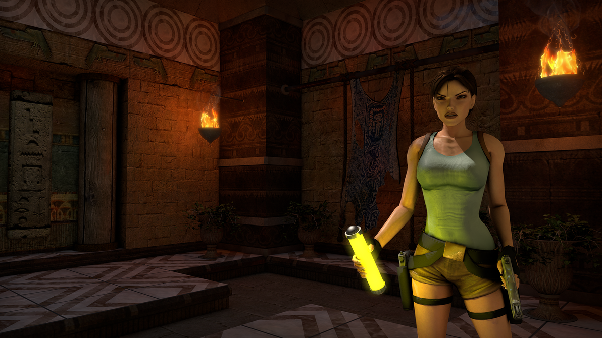 Porncraft of tomb raider pornos pic
