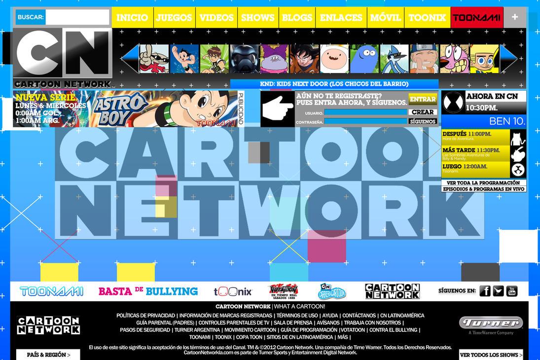 cartoon nedwork la com:
