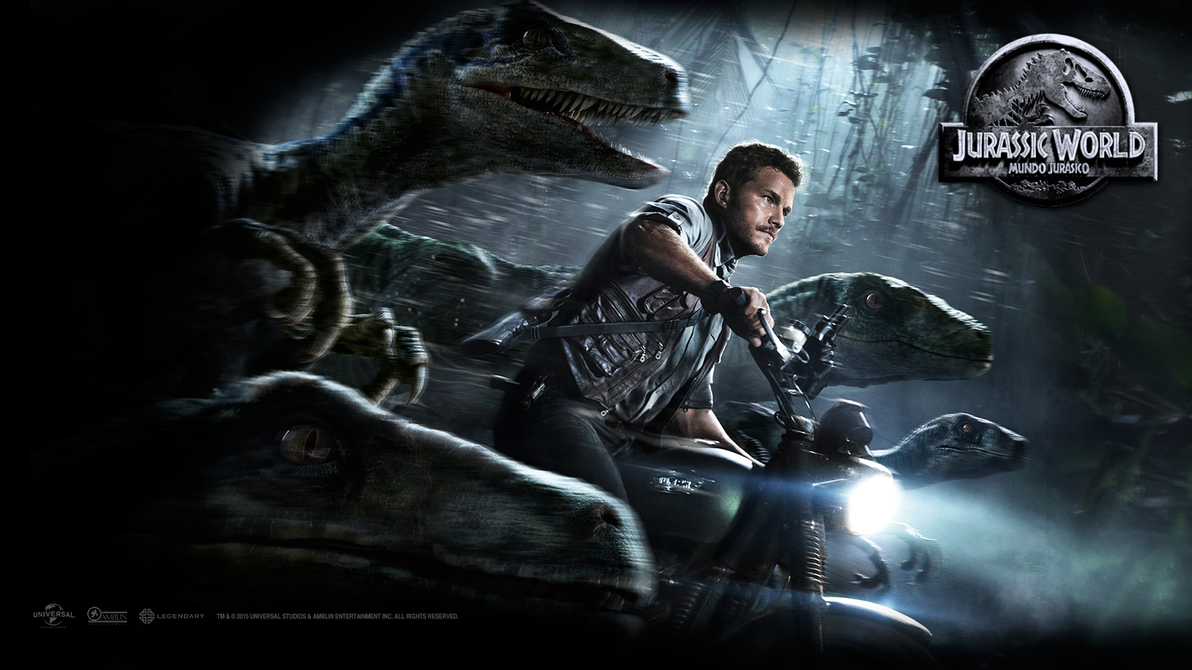 Primer Wallpaper Latino De Jurassic World 2015 By HD Wallpapers Download Free Images Wallpaper [1000image.com]