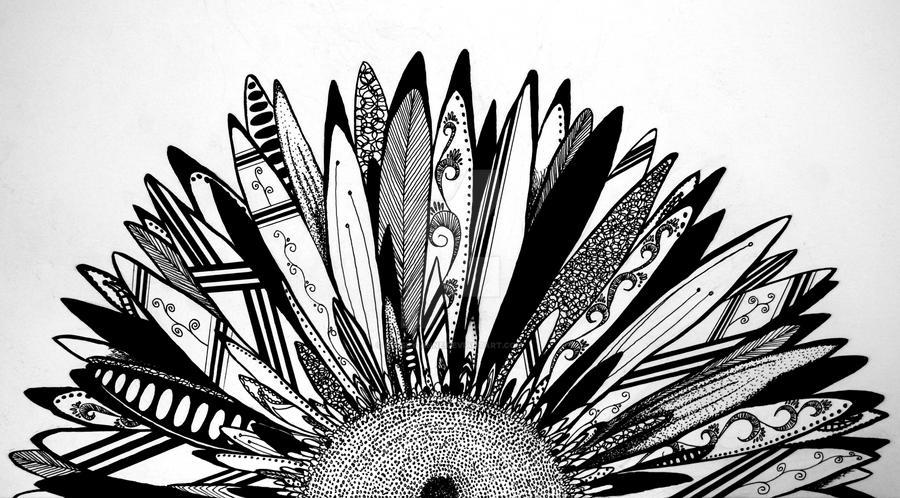 artistic daisy by kelsey anne on deviantart
