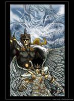 Saint Seiya-Ragnarok by SerJ-o