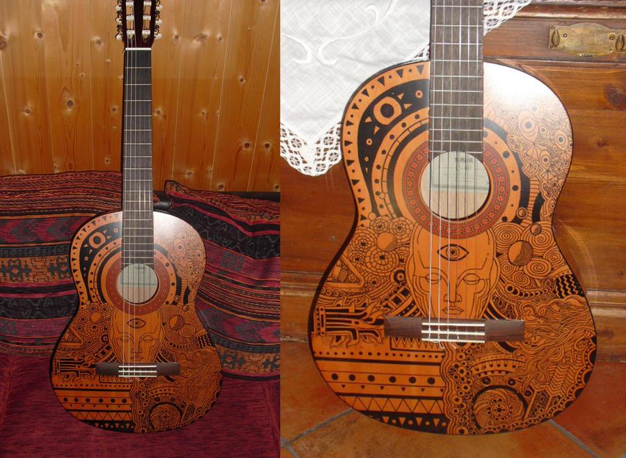 Classic Guitar by SerJ-o