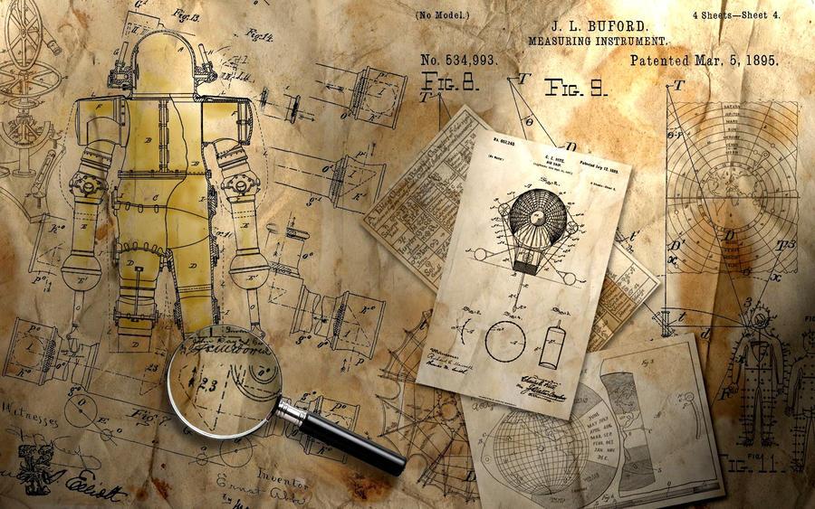 Cool steampunk wallpaper for Steampunk wallpaper home
