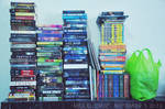 Book Collection - September 5 2012 by miguelm-c