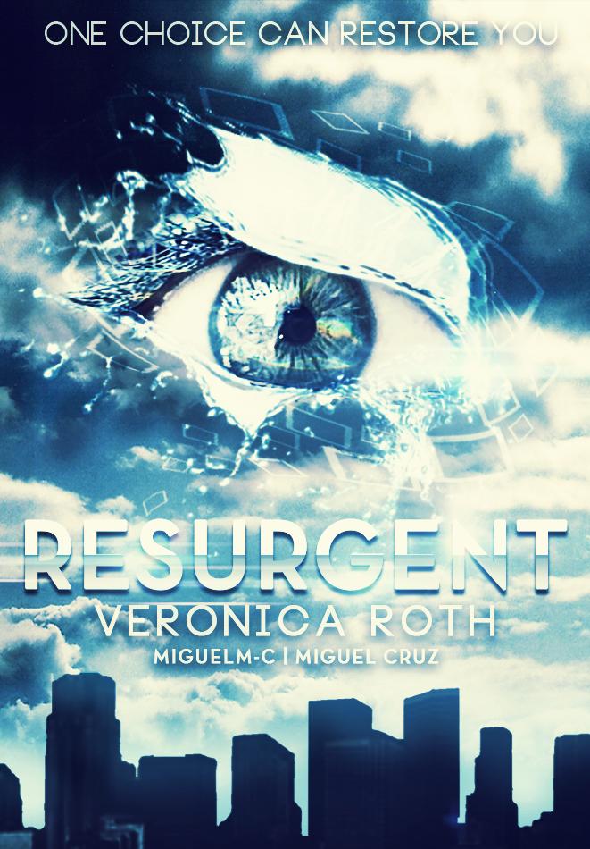 Resurgent - Fan Cover by miguelm-c on DeviantArt  Resurgent - Fan...
