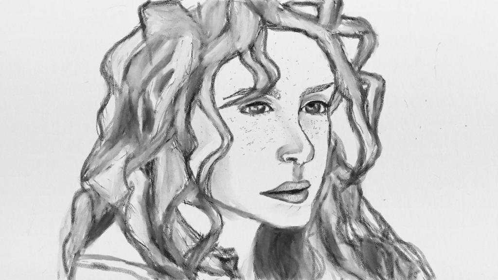 New Drawing by SweetTalker101