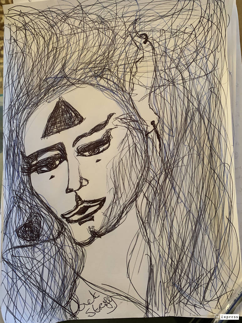Strify drawing 16/07/2019 by Saraeustace91