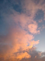 One cloudy sunrise 27/5/2020