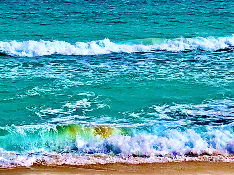 Beautiful waves 4/9/2020