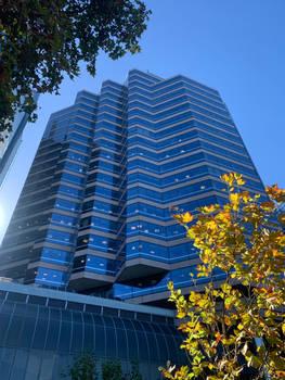 Perth city view 1/6/2021
