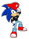 C:  Sonic-Mario =P