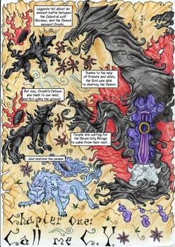 Chakra -B.O.T. Page 1