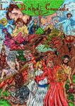 Divina Commedia Manga Cover