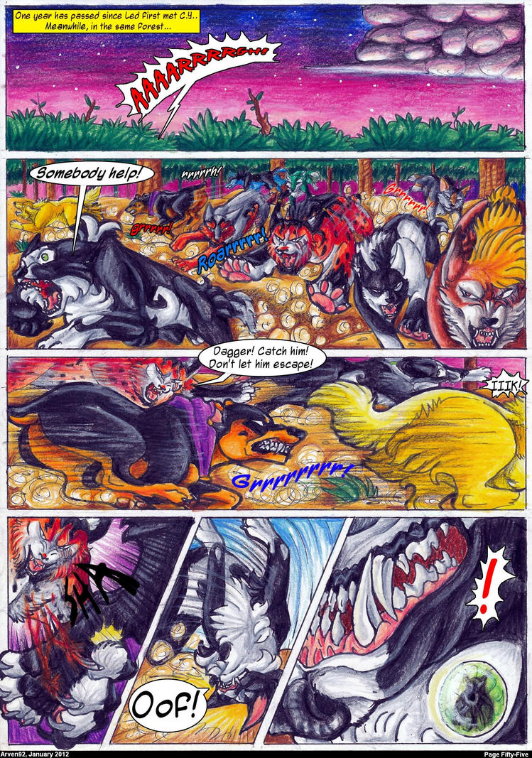 Chakra -B.O.T. Page 55 by ARVEN92