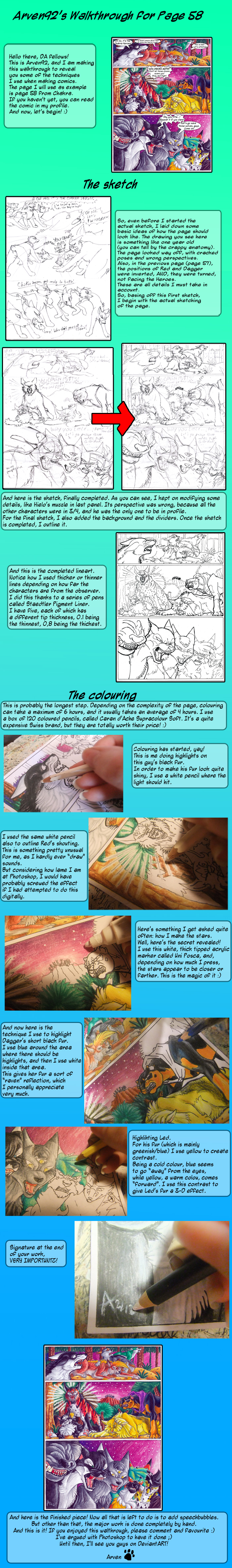 Page 58 Visual Walkthrough by ARVEN92
