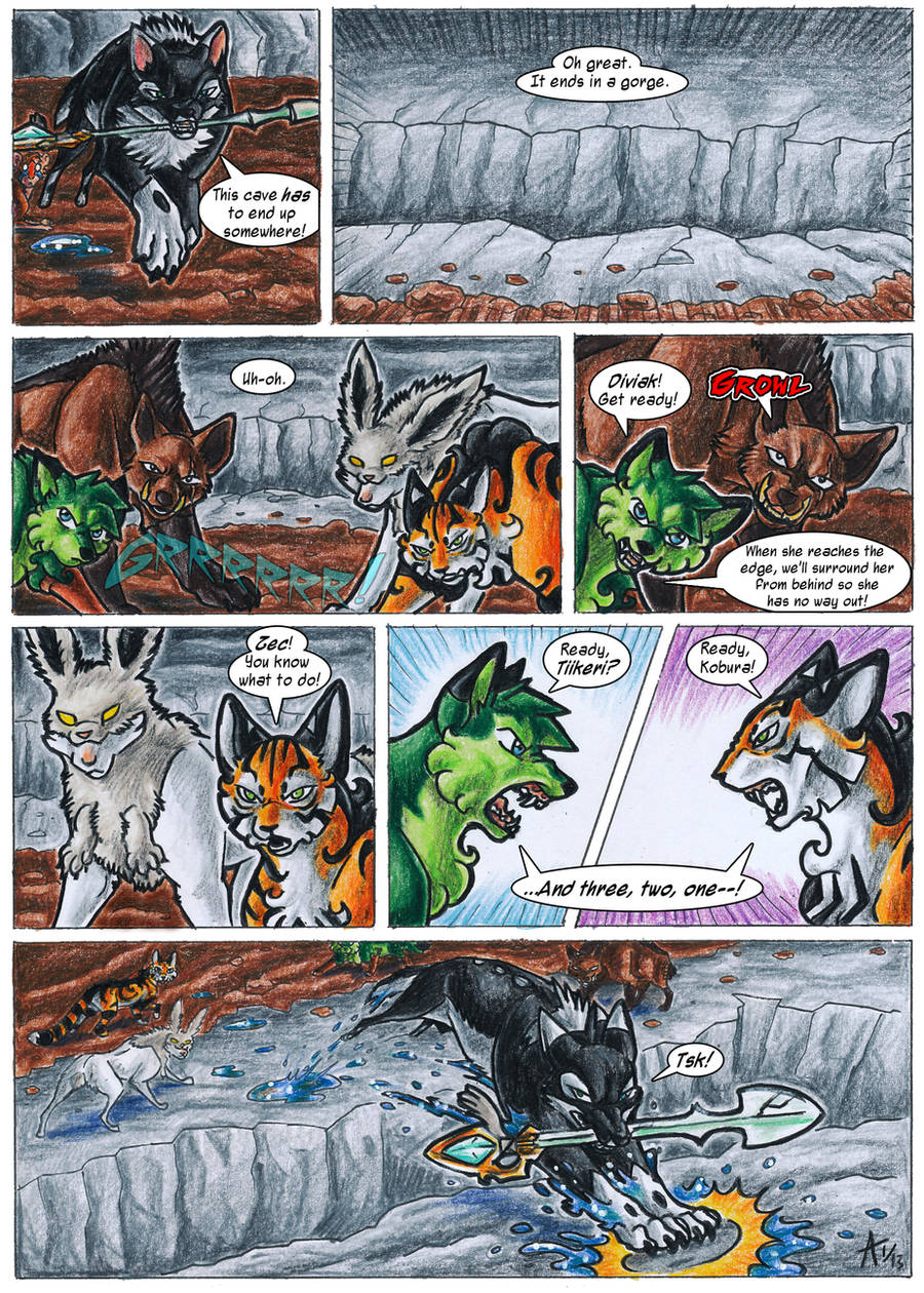Chakra -B.O.T. Page 103 by ARVEN92