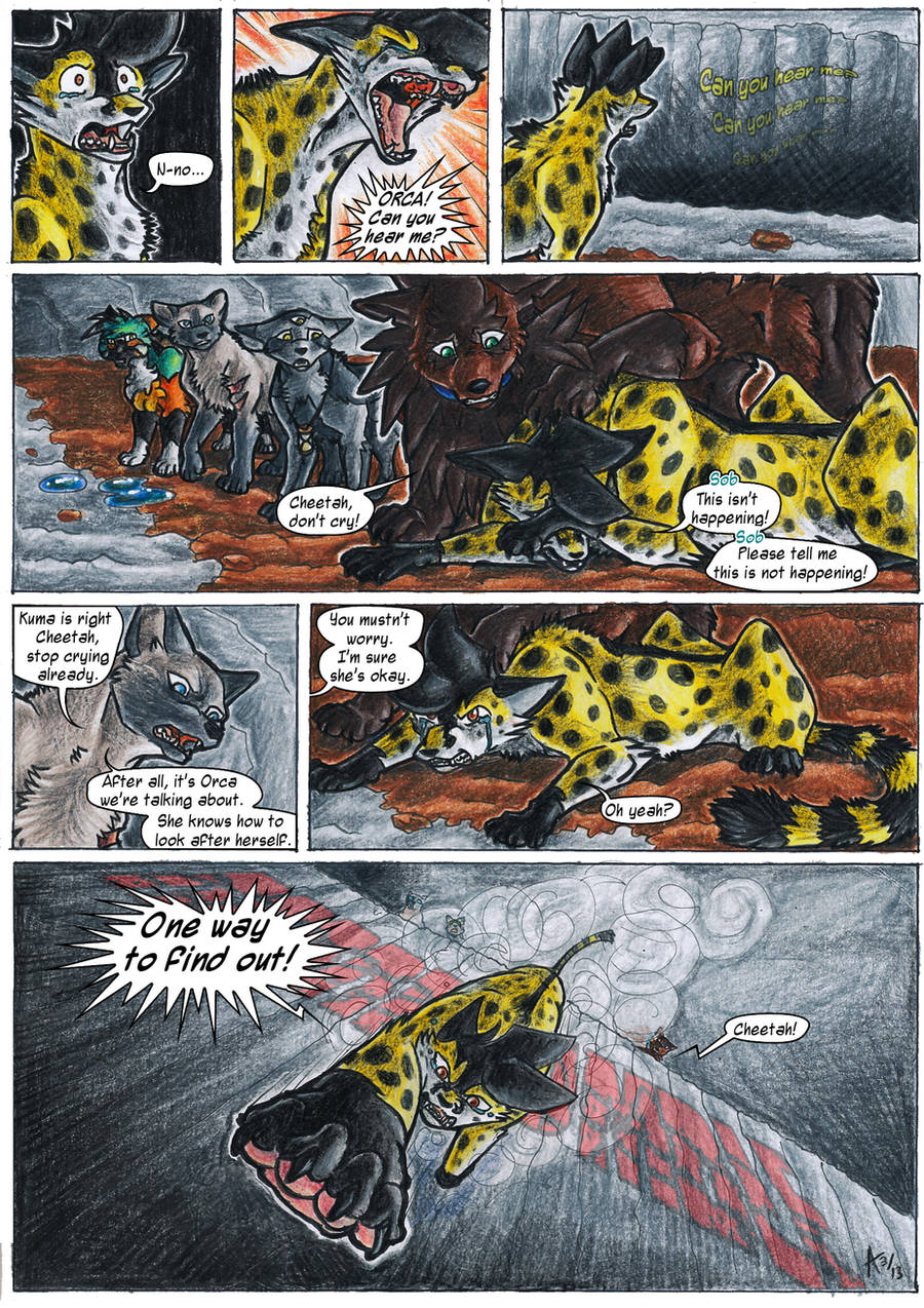 Chakra -B.O.T. Page 110 by ARVEN92