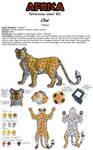 Reference Sheet - Chui by ARVEN92