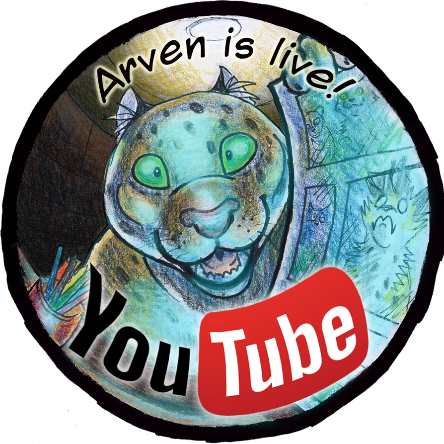 STREAMING ON YOUTUBE (CURRENTLY OFFLINE) by ARVEN92