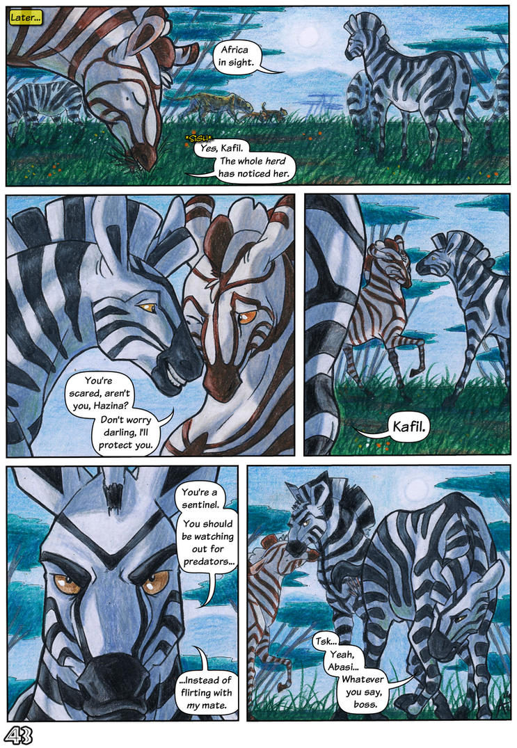 Africa -Page 43 by ARVEN92