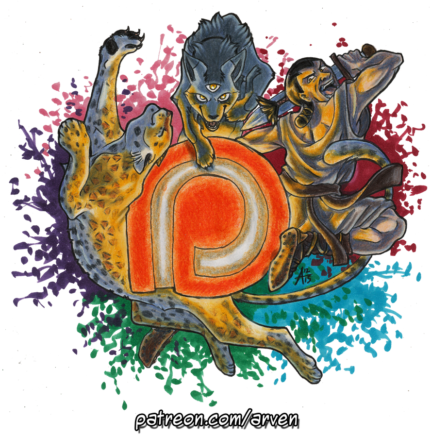 PATREON! by ARVEN92