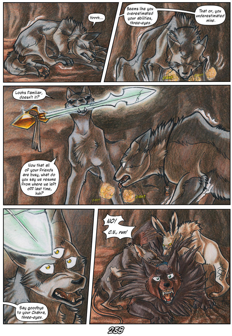 Chakra -B.O.T. Page 238 by ARVEN92