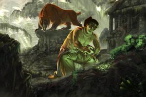 Rune Ruins [COMMISSION]