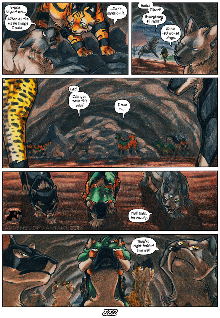 Chakra -B.O.T. Page 332 by ARVEN92