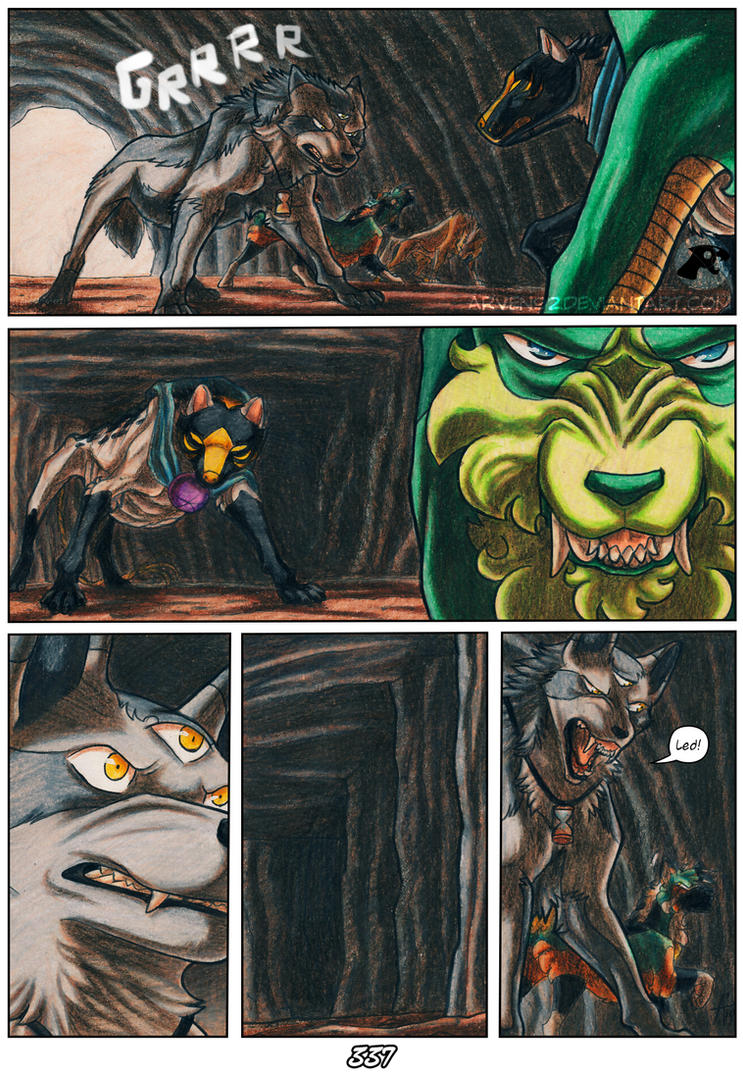 Chakra -B.O.T. Page 337 by ARVEN92