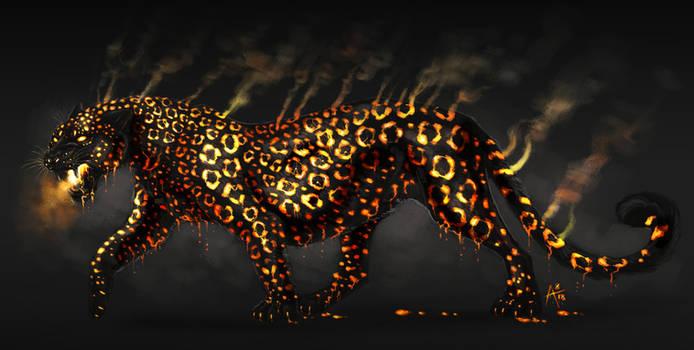 Lava Leopard