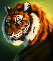 Tigris by ARVEN92