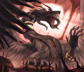 Underworld [COMMISSION] by ARVEN92