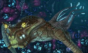 Deep Grand Reef [COMMISSION]