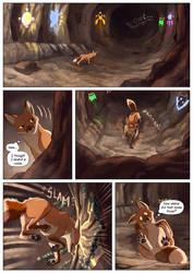 Fox Comic -Page 1