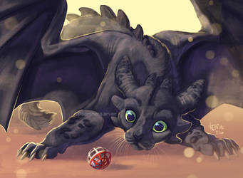 Toothless? [COMMISSION]