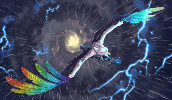 Eye Of The Storm [COMMISSION]