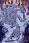 Demon Lord Ninetails [PATREON REWARD]