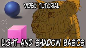 Video Tutorial - Light And Shadow Basics (LINK)
