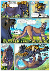 Chui Meets His Match - Page 2 [COMMISSION]