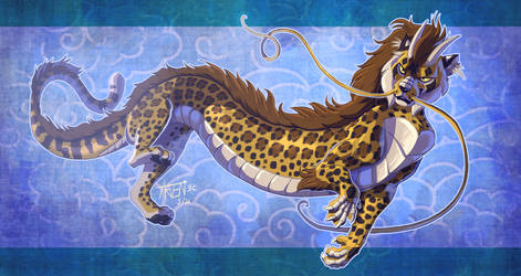 Noodlepard [Patreon Sketch Of The Month]