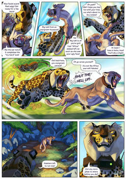 Chui Meets His Match - Page 3 [COMMISSION]